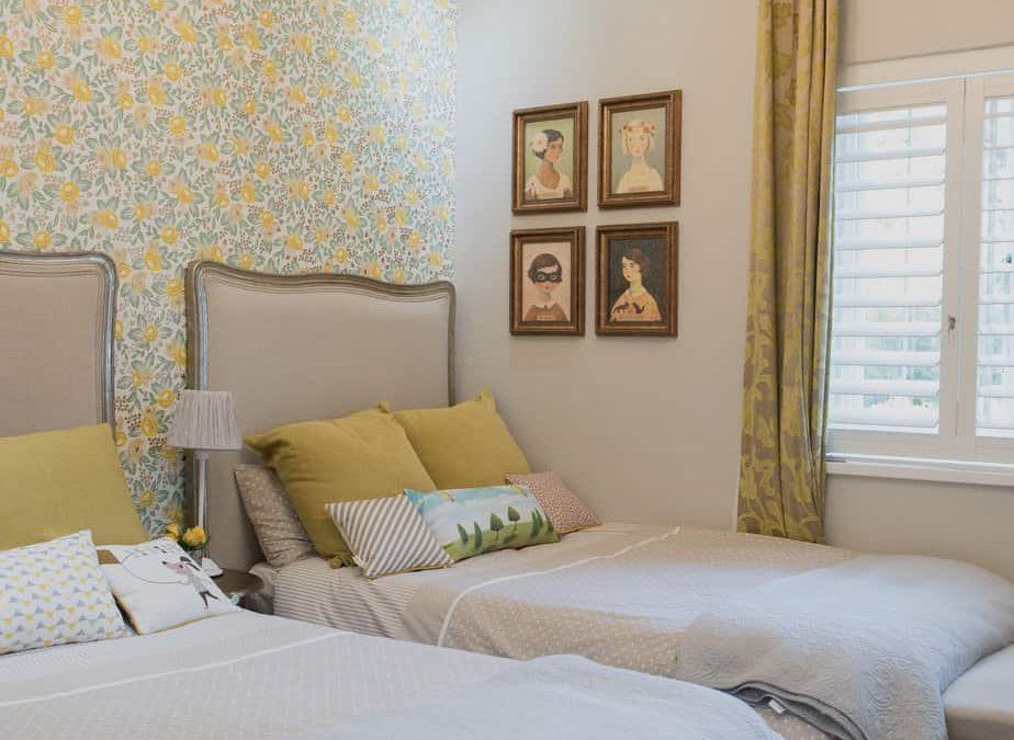 Elphinstone House: The Girls Bedroom
