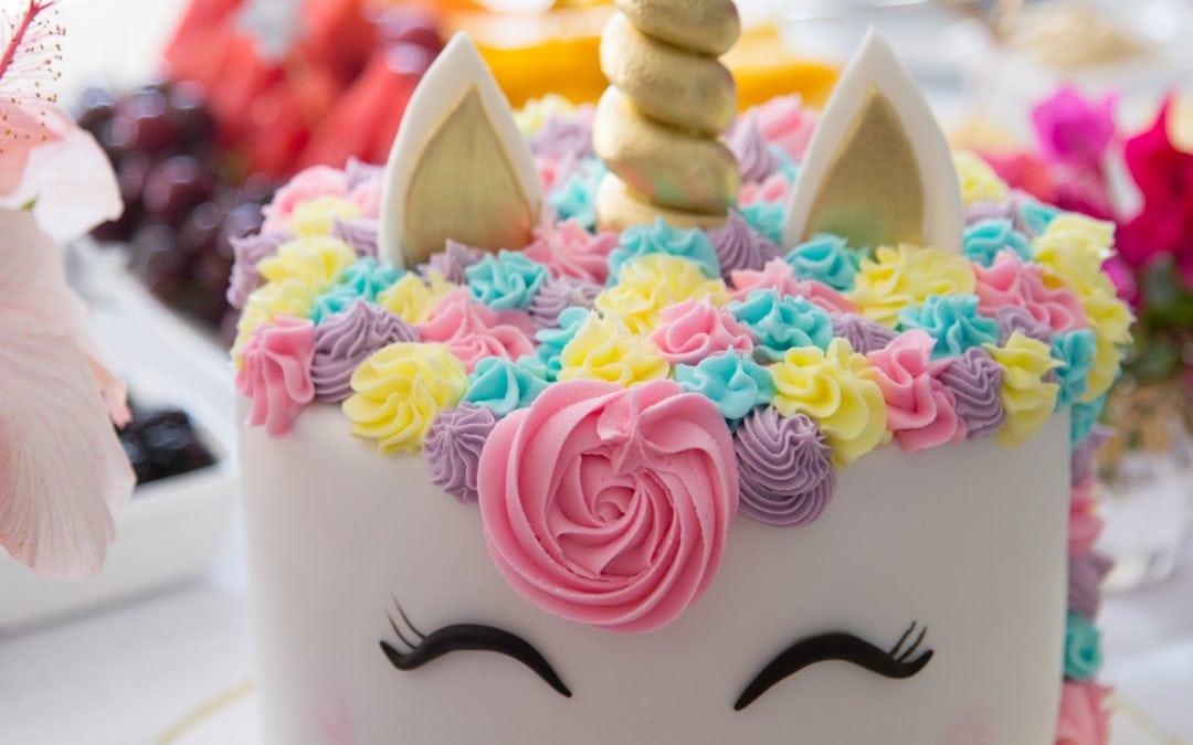 Fun: Unicorn Party Cake