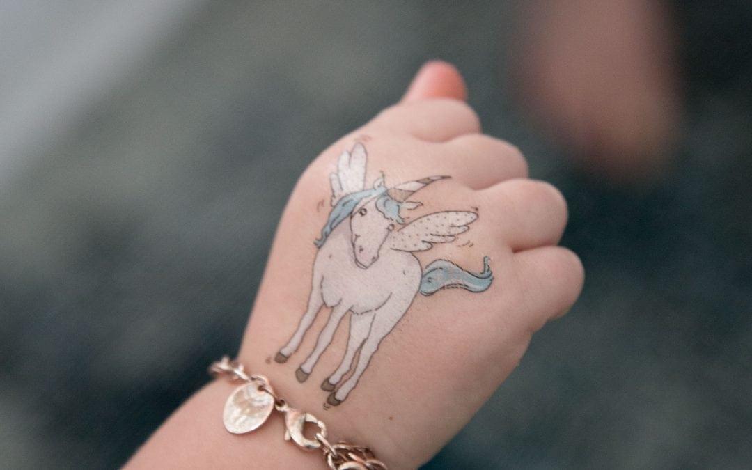 Fun: Unicorn Tattoos