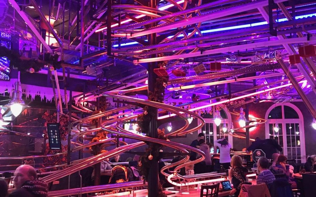 Vienna: The Rollercoaster Restaurant
