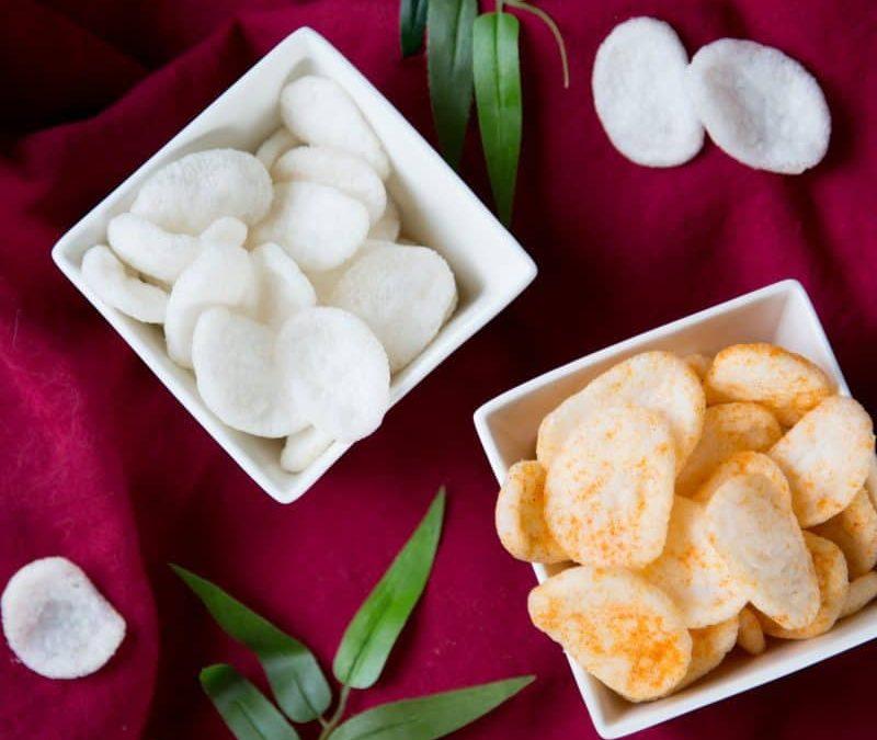 Food: Panda Party Snacks
