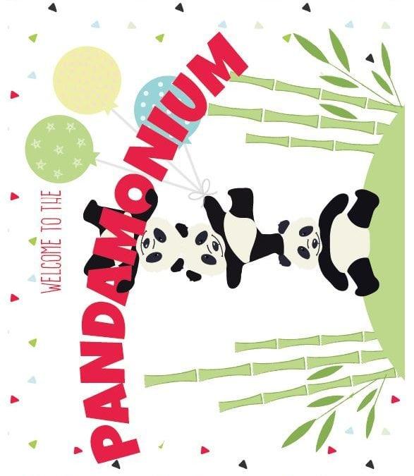 DIY: Panda Printables