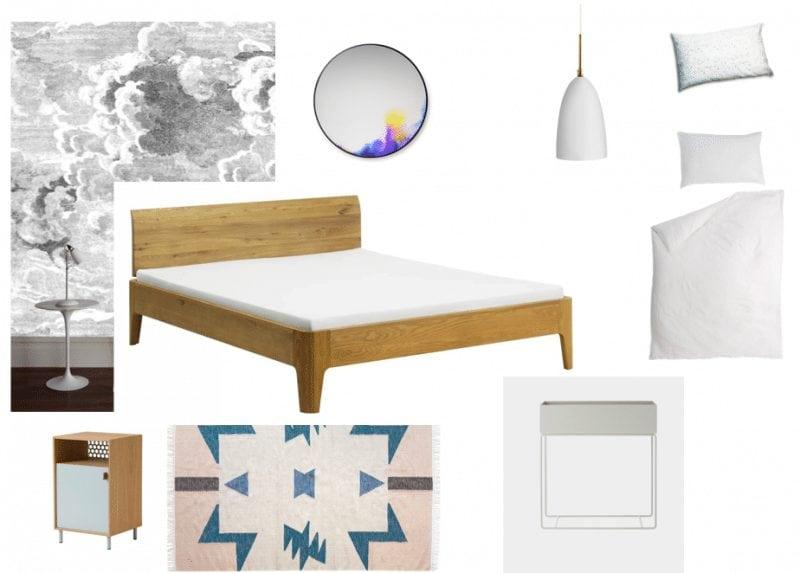 Hünenberg House – The Main Bedroom Moodboard