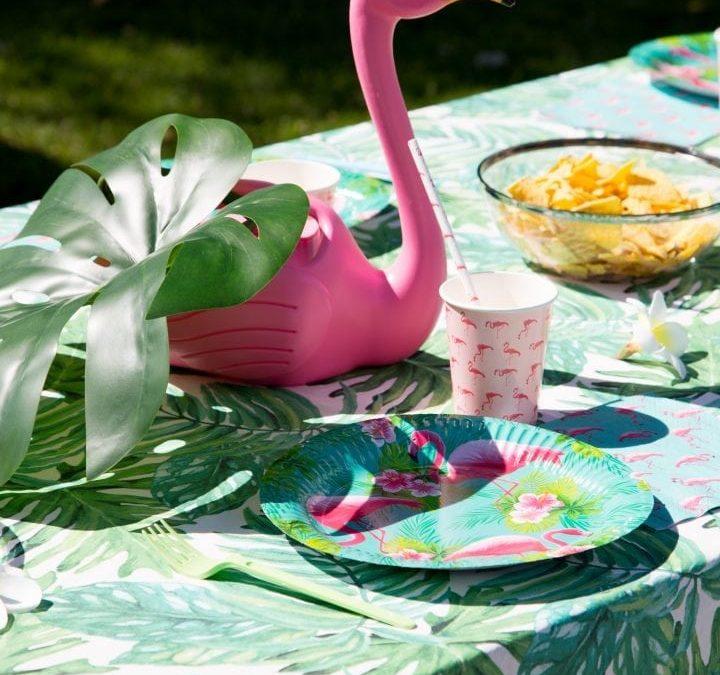 Fun: Flamingo Party