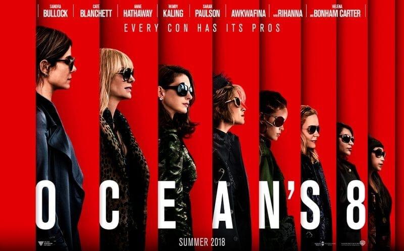 Fun: Ocean's 8