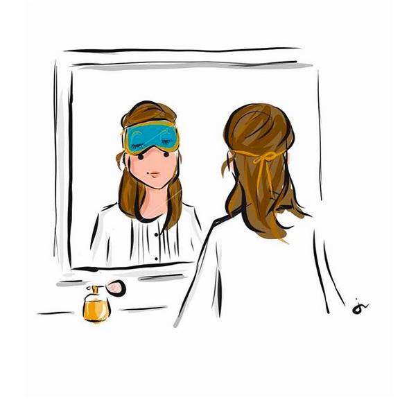 Buys – Breakfast at Tiffany Eye Masks