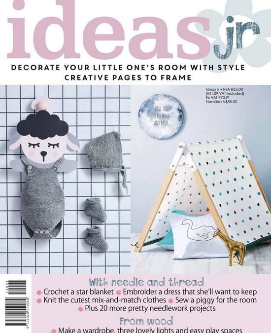 Magazine of the Month – Ideas Junior