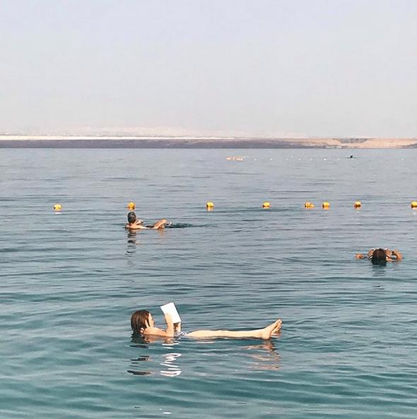 Jordan – The Dead Sea
