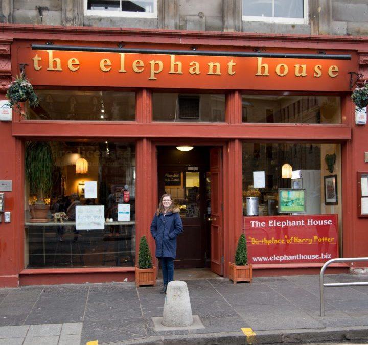 Scotland – The Elephant House