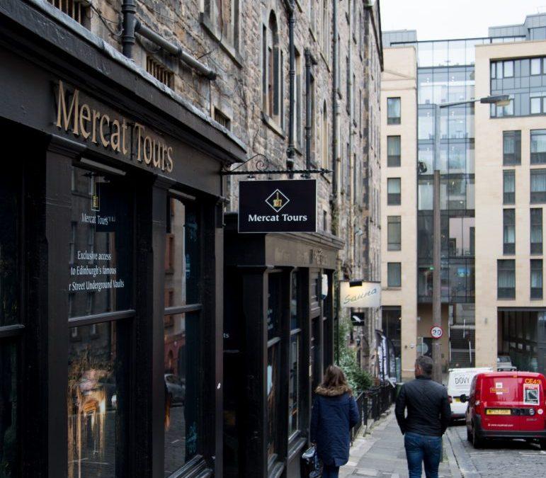 Scotland – Gory Stories Walking Tour of Edinburgh