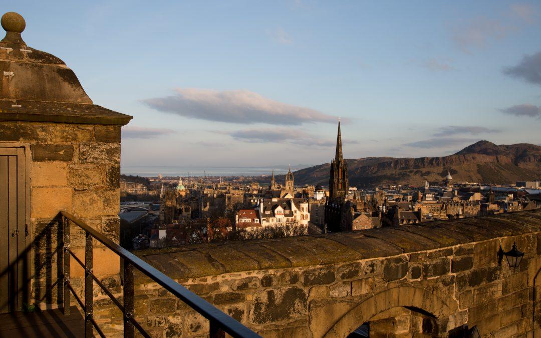 Scotland – Edinburgh Castle