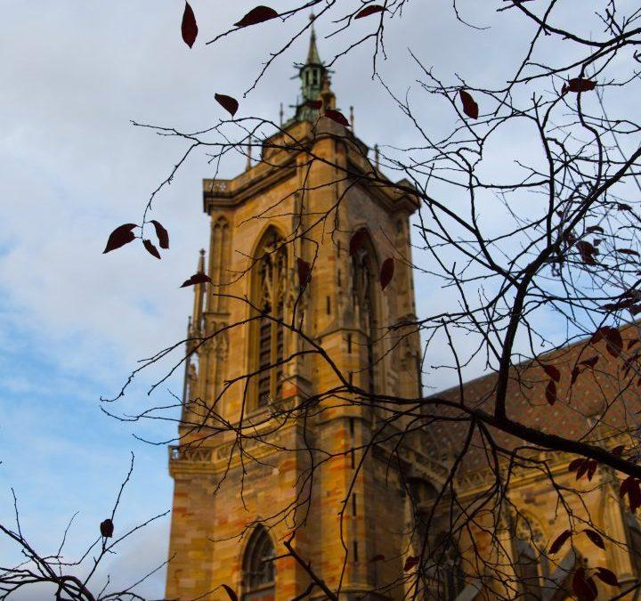 Colmar – St. Martin's Church