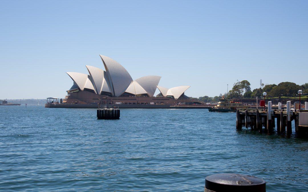 Sydney – Sydney Opera House