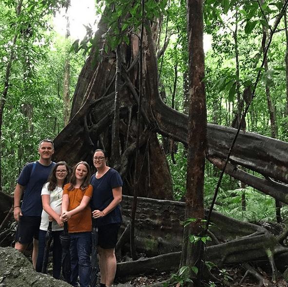 Australia – Mossman Gorge Daintree Rainforest
