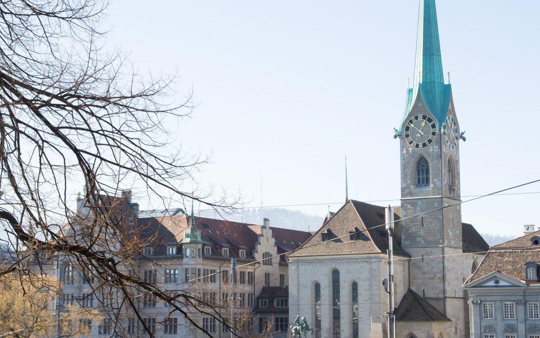 Zurich – Mini Walking Tour