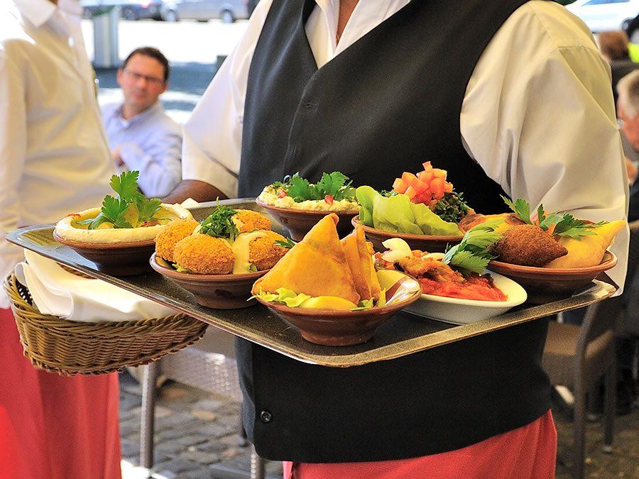 Zurich – Le Cèdre Lebanese Restaurant