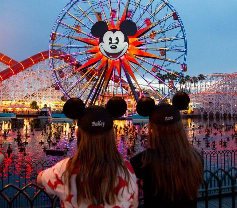Places – Disneyland, California