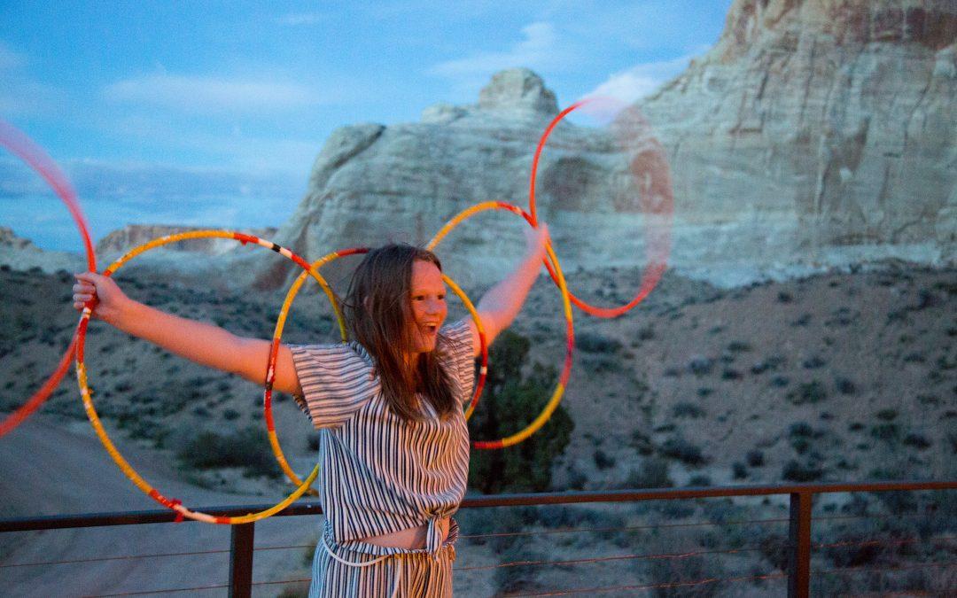 Places – The Navajo Hoop Dance