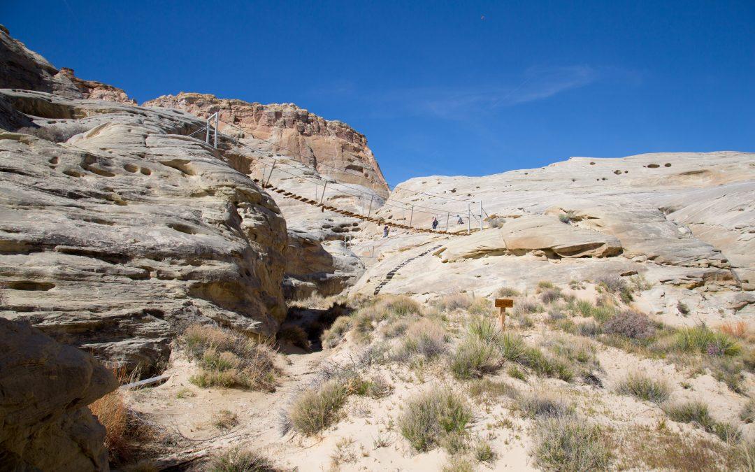 Places – Via Ferrata in Arizona