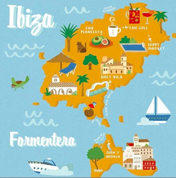 Places – Ibiza, Spain