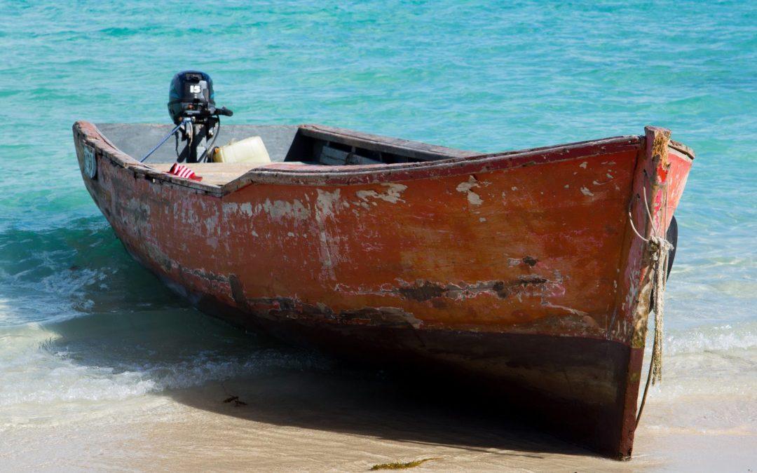 Mauritius – Beach Fish BBQ