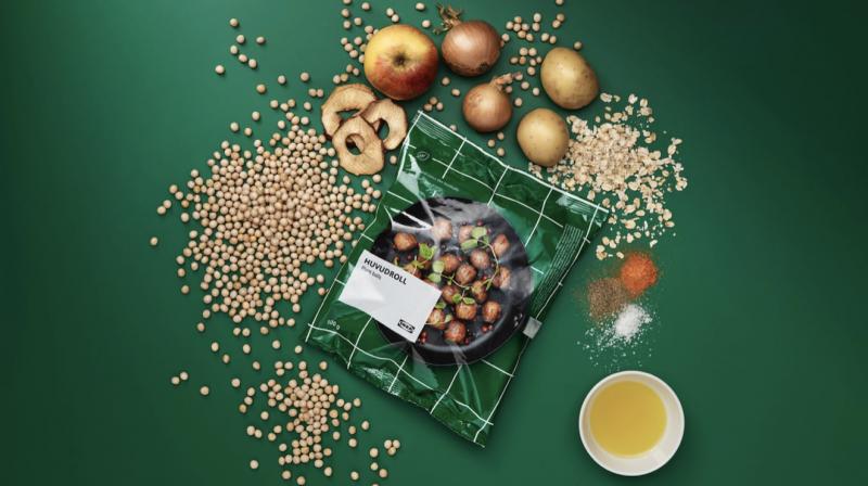 Food – Meatless Meatballs