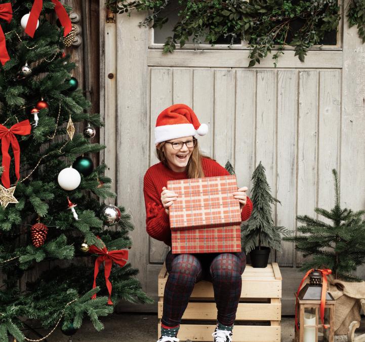 Fun – Christmas Photo Shoot
