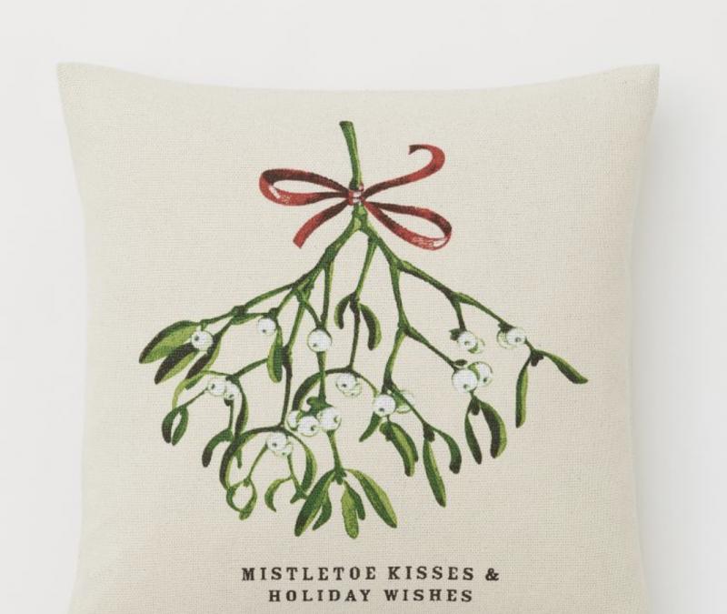 House – Christmas Goodies No. 1